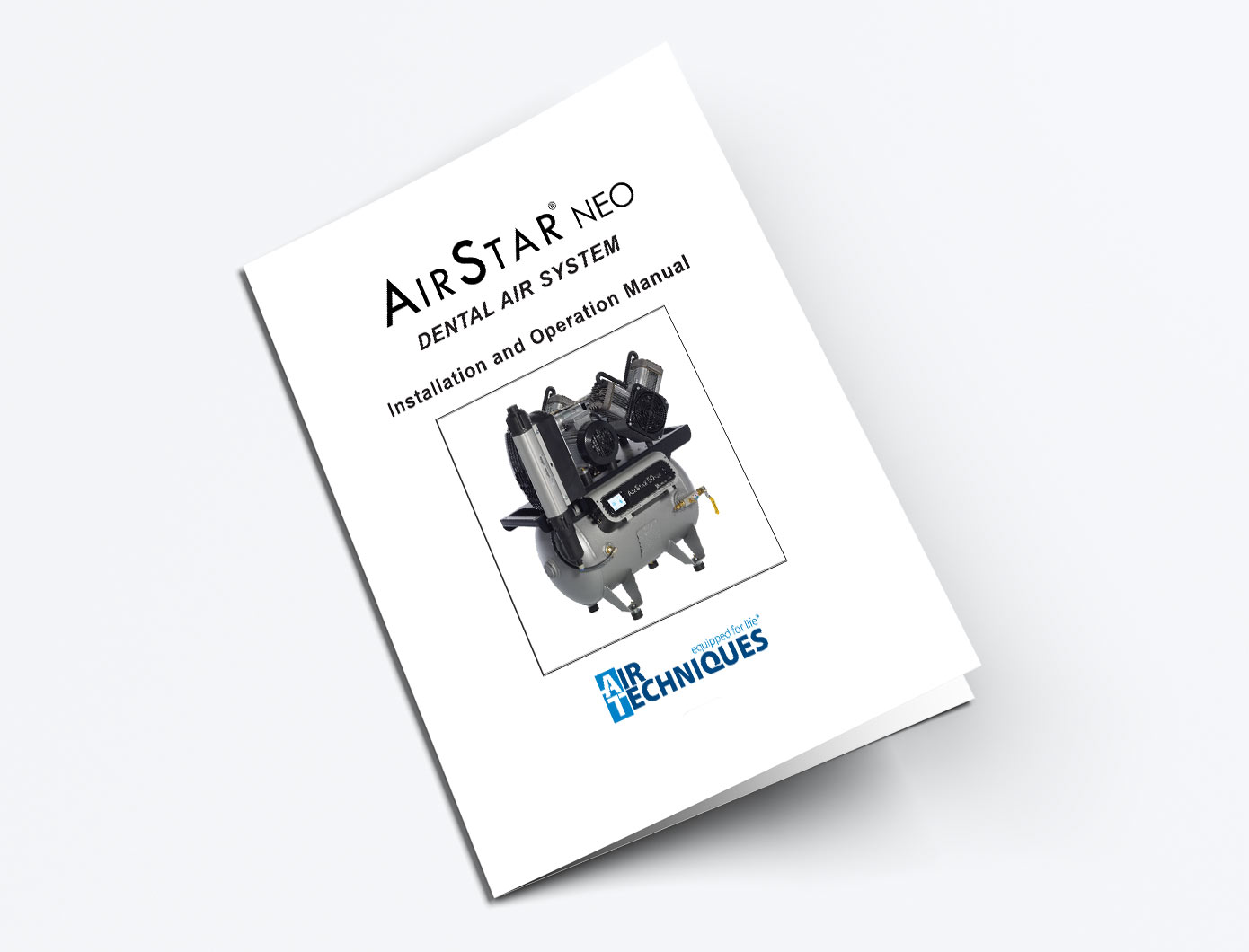 AirStar NEO Air Compressors_OperatorsManual manuals air techniques  at bayanpartner.co