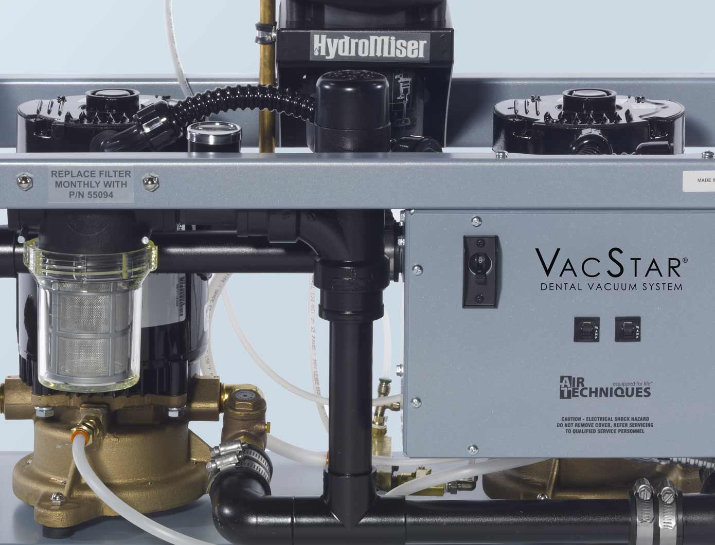 VacStar Wet Vacuum Maintenance 1 vacstar 80 80h air techniques  at bayanpartner.co