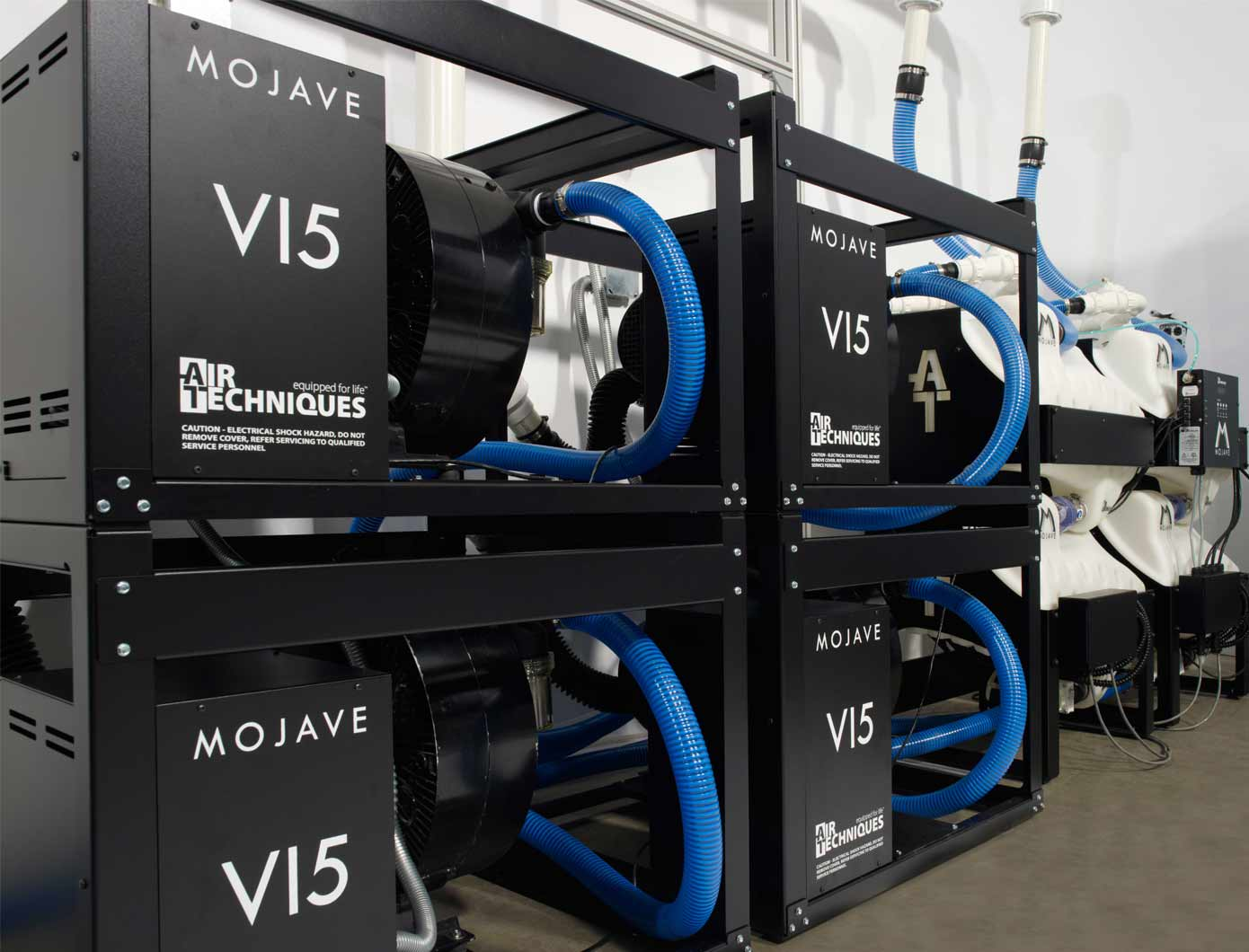 Special Markets Mojave Dry Vacuum System Air Techniques